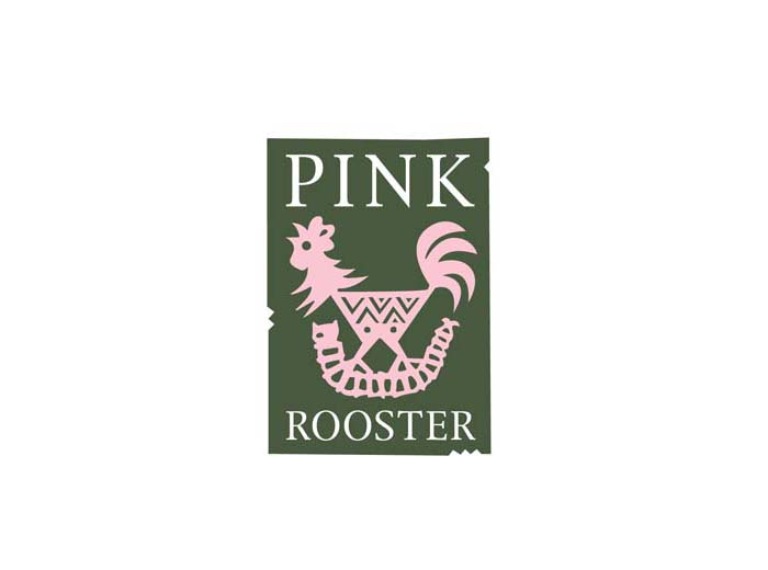 Pink Rooster